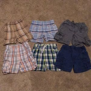 Lot of Boys Shorts Size 18 Months